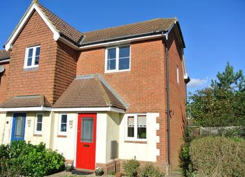 Thumbnail 2 bed semi-detached house to rent in Hestia Way, Kingsnorth, Ashford