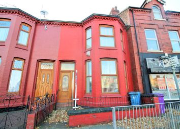 Thumbnail 3 bed terraced house for sale in Melling Road, Aintree, Liverpool