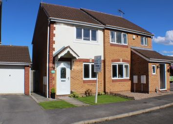 Thumbnail 2 bed semi-detached house to rent in Viyella Mews, Hucknall, Nottingham