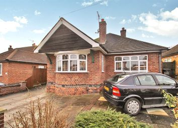 Thumbnail 3 bed detached bungalow for sale in Moorgate Avenue, Birstall, Leicestershire