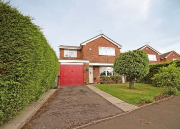 Thumbnail 4 bed detached house for sale in Peterborough Close, Ashton-Under-Lyne