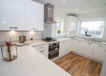 Thumbnail 2 bed terraced house for sale in Woolwell Crescent, Plymouth