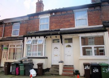 Thumbnail 3 bedroom terraced house to rent in Merridale Street West, Wolverhampton