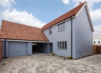 Thumbnail 3 bed detached house for sale in Mill View, London Road, Great Chesterford, Saffron Walden