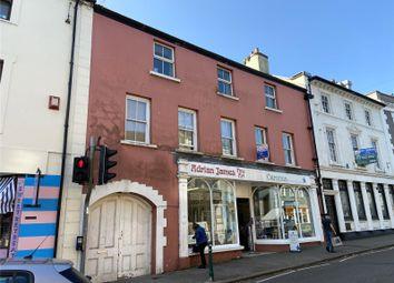 Thumbnail 1 bed flat to rent in Flat 2, Main Street, Pembroke, Sir Benfro