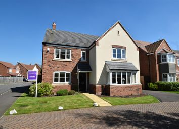 Thumbnail 5 bed detached house for sale in Lawley Way, Droitwich Spa, Worcestershire