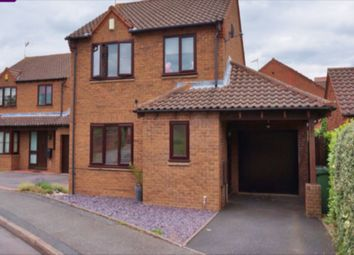 Thumbnail 3 bedroom detached house to rent in Slade Avenue, Lyppard Hanford, Worcester