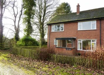 Thumbnail 3 bed semi-detached house to rent in Leek New Road, Stockton Brook, Stoke-On-Trent