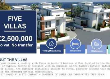 Thumbnail Block of flats for sale in Kapparis, Famagusta, Cyprus