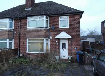 Thumbnail 1 bed flat for sale in Brinkburn Road, Hazel Grove, Stockport