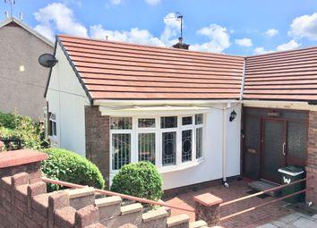 Thumbnail 2 bed semi-detached bungalow for sale in Pantygraigwen Road, Graigwen, Pontypridd