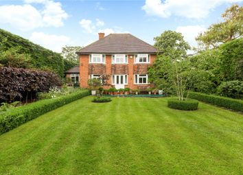 Thumbnail 4 bed detached house for sale in Belmont Park Road, Maidenhead, Berkshire