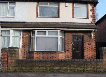 Thumbnail 4 bedroom semi-detached house to rent in Ringwood Cresent, Nottingham