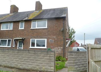 Thumbnail 2 bed end terrace house to rent in Pinewood Square, St. Athan