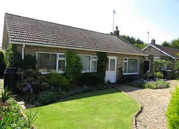 Thumbnail 3 bedroom detached bungalow for sale in West Head Road, Stow Bridge, King's Lynn