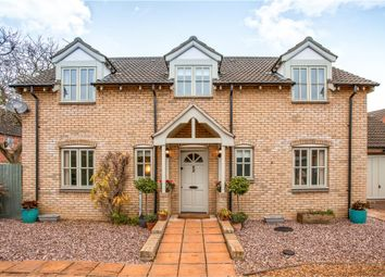 Thumbnail 4 bed detached house for sale in Walnut Tree Walk, Wimblington, March