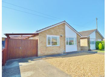 Thumbnail 2 bed bungalow for sale in Teal Road, Whittlesey, Peterborough