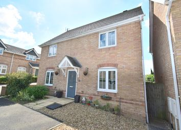 Thumbnail 4 bed detached house for sale in Penrhyn Close, Oakley Vale, Corby