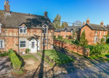 Thumbnail 2 bed cottage for sale in Leighton Road, Wingrave, Aylesbury