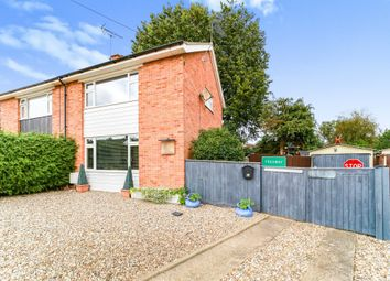 Thumbnail 3 bed semi-detached house for sale in Park View, Thetford