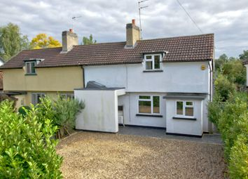 Thumbnail 4 bed semi-detached house for sale in Royston Road, Harston, Cambridge