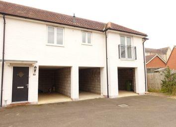 Thumbnail 2 bedroom property to rent in Tiree Court, Newton Leys, Milton Keynes