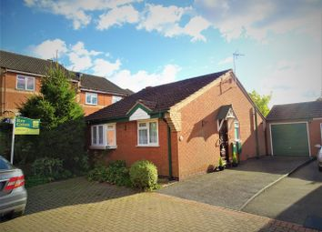 Thumbnail 2 bed detached bungalow for sale in Ashleigh Court, Glenfield, Leicester