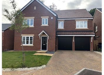 Thumbnail 5 bed detached house for sale in Woodlands Way, Blaydon-On-Tyne