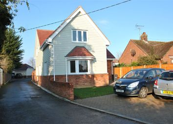 Thumbnail 4 bed detached house for sale in Regency Close, London Road, Gt Notley, Braintree, Essex