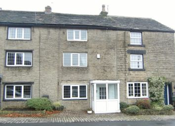 Thumbnail 3 bed terraced house to rent in Stalybridge Road, Mottram, Hyde