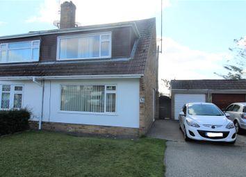 Thumbnail Semi-detached house for sale in Norris Close, Chiseldon, Swindon, Wiltshire