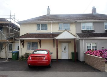 Thumbnail 3 bedroom terraced house for sale in Cunningham Crescent, Southampton