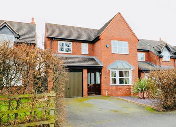 Thumbnail 4 bed detached house for sale in Darlow Drive, Stratford Upon Avon