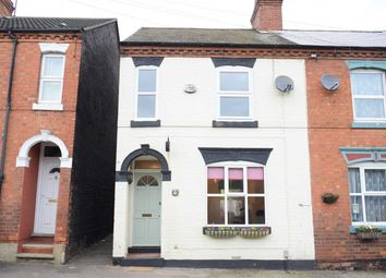 Thumbnail 3 bed end terrace house to rent in Compton Road, Wellingborough