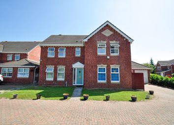 Thumbnail 4 bed detached house for sale in Cutter Close, Newport