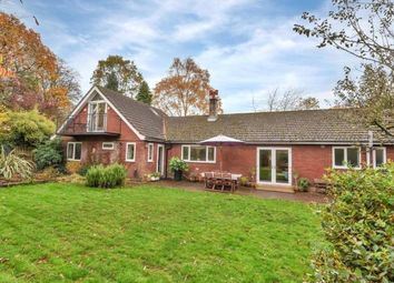Thumbnail 5 bed detached bungalow for sale in Coton Rise, Barlaston, Stoke-On-Trent