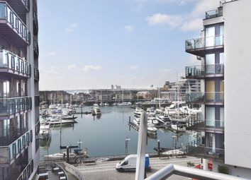 Thumbnail 2 bed flat for sale in Channel Way, Ocean Village, Southampton, Hampshire