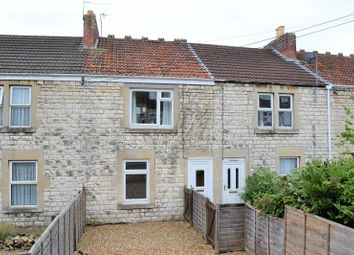 Thumbnail 2 bed terraced house for sale in Elm View, North Road, Midsomer Norton