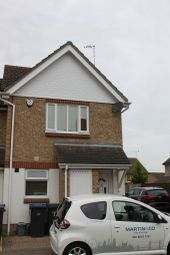 Thumbnail 2 bed end terrace house to rent in Tickenhall Drive, Church Langley, Harlow