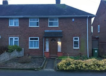Thumbnail 3 bed semi-detached house to rent in Wolverley Avenue, Penn, Wolverhampton