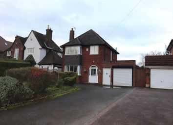 Thumbnail 3 bed detached house for sale in Lichfield Road, Walsall Wood, Walsall