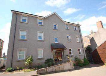 Thumbnail 2 bedroom flat for sale in Flat 4 Saddlers Mews, 37 South Vennel, Lanark