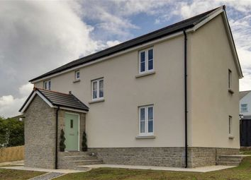 Thumbnail 4 bed detached house for sale in Plot 12 Green Meadows Park, Narberth Road, Tenby
