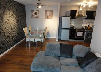 Thumbnail 2 bed flat to rent in Barleyfields, St. Philips, Bristol