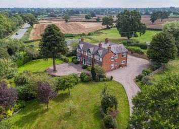Thumbnail 5 bed country house for sale in Little Green, Bronington, Whitchurch