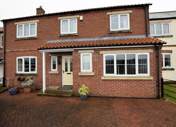 Thumbnail 4 bed terraced house for sale in Vicarage Farm Close, Sherburn, Malton