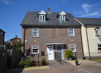 Thumbnail 4 bed semi-detached house for sale in Blyth Court, Saffron Walden