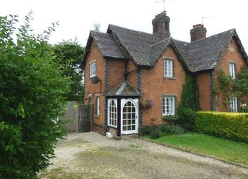 Thumbnail 3 bed end terrace house for sale in Kinnersley, Severn Stoke, Worcester