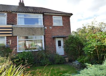 Thumbnail 3 bed semi-detached house for sale in Balmoral Drive, High Lane, Stockport