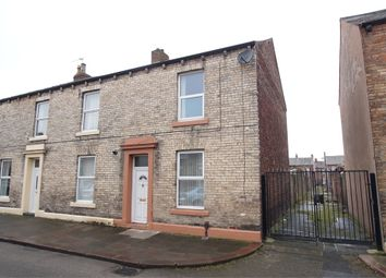 Thumbnail 2 bed end terrace house for sale in Orchard Street, Carlisle, Cumbria